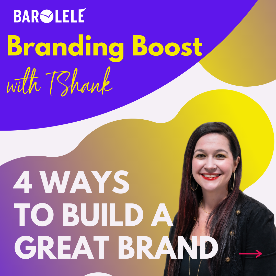 4 Ways to build a great brand